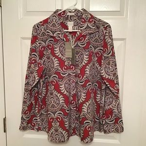 NWT Chico's Top